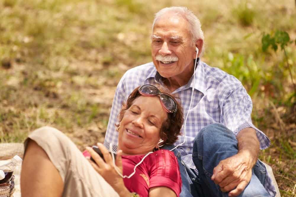 START Wellness App - Older Couple