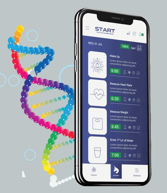 START Wellness App - Program