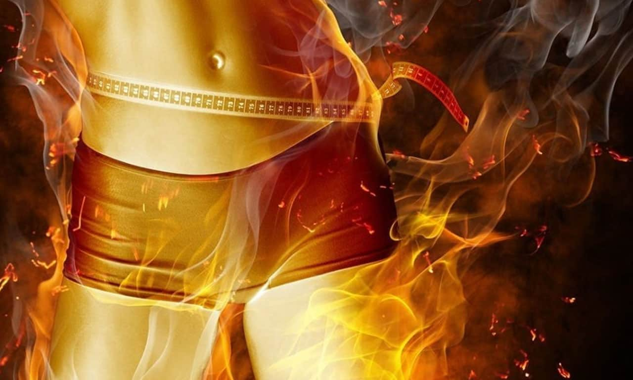 Burning Fat Banner