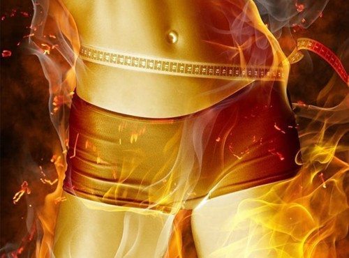 Fat burning faster with intermittent fasting