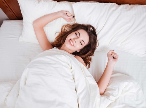 Quality deep sleep with intermittent fasting