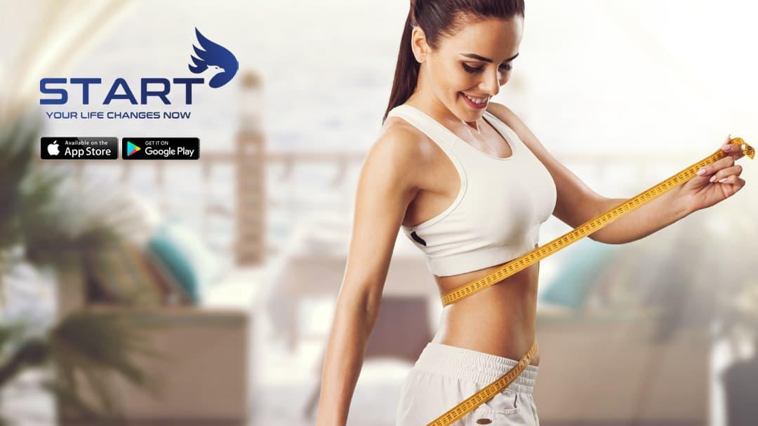 START Wellness Fitness App Intermittent Fasting Fitness