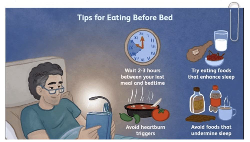 Tips Before Bed